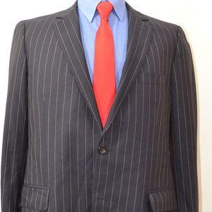 Brooks Brothers 1818 43L Sport Coat Blazer Suit Ja